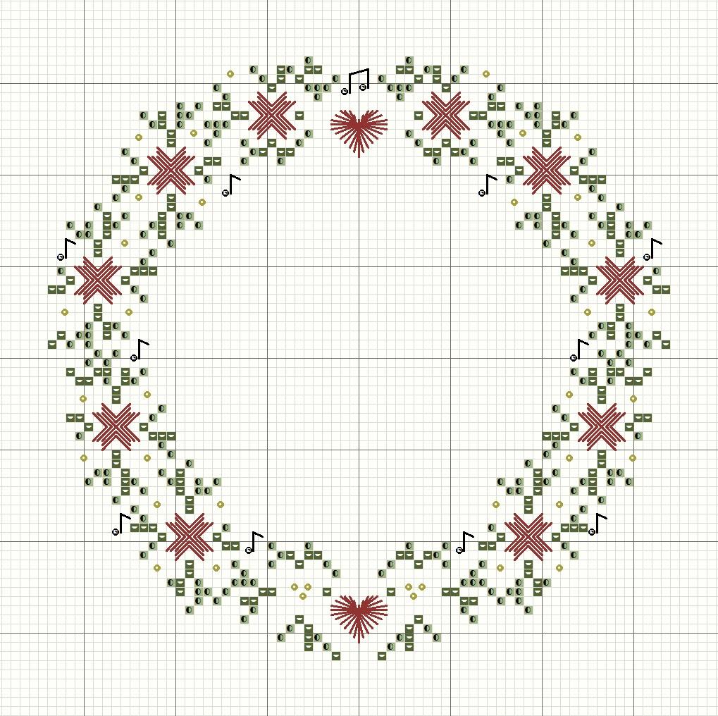 Rainburst Embroidery