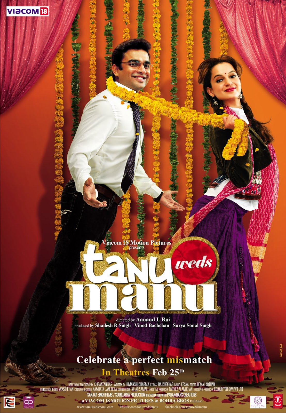Tanu Weds Manu - First Look plus the song that gets everyone up at ...