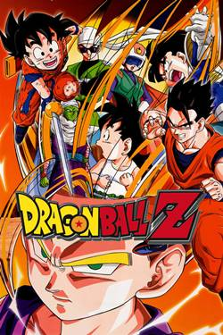 Capa Dragon Ball Clássico Z e GT + Especiais + Filmes Torrent
