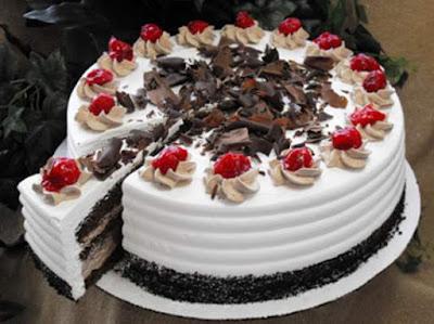 Resep membuat kue black forest sederhana
