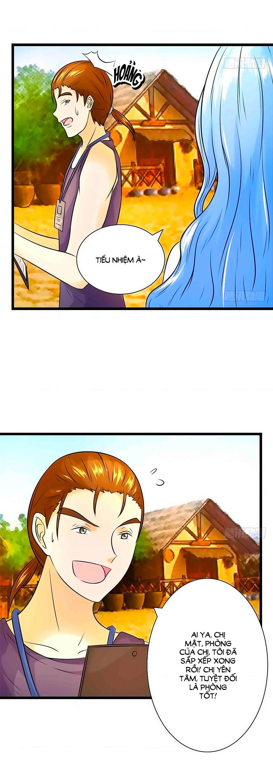 Diêm Vương Lão Công Thật Đáng Yêu - Chap 19