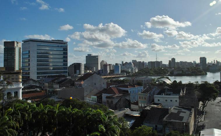 Recife Antigo e Rio Capibaribe