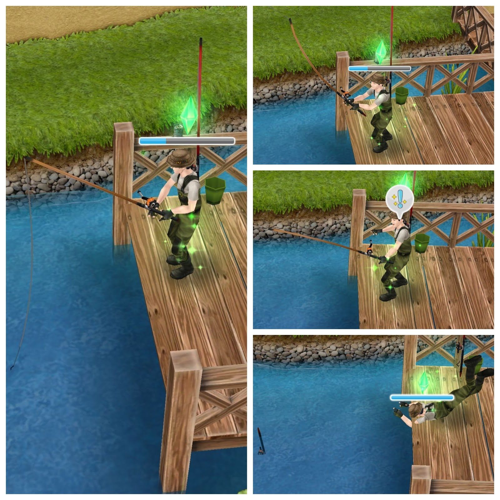 Derang: Woodworking Bench The Sims