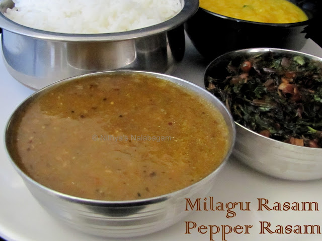 Pepper Rasam | Milagu Rasam