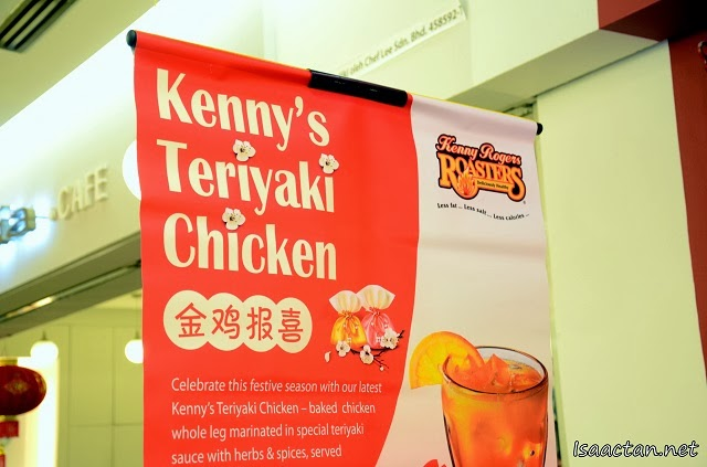 Come one, come all, try out Kenny's Teriyaki Chicken today.