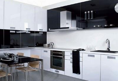 Decora el hogar cocinas en diferentes estilos - Revestimientos cocinas modernas ...