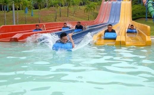 Melaka Wonderland (Hari Kedua)
