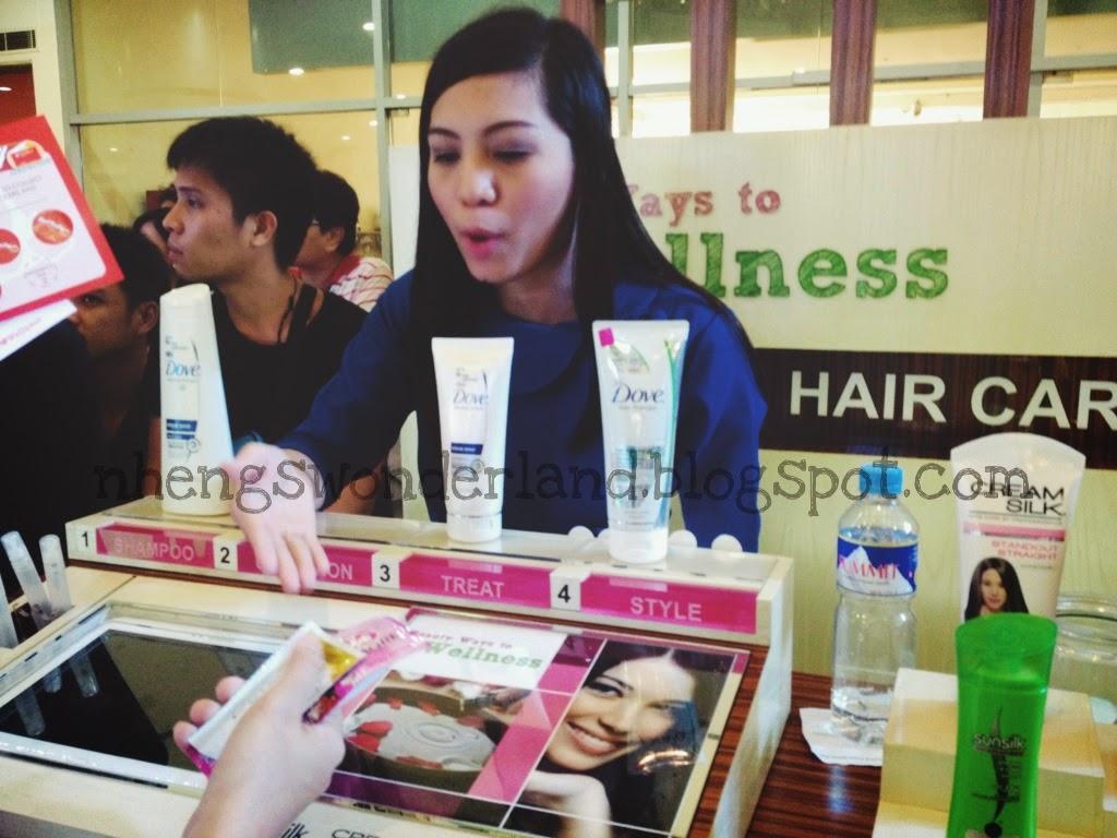 Dove Hair Care