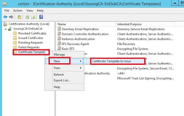 Kerberos authentication certificate template autoenrollment image kerberos authentication certificate template autoenrollment yadclub Gallery