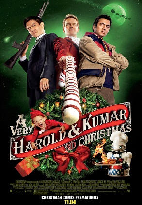 watch A Very Harold & Kumar 3D Christmas online