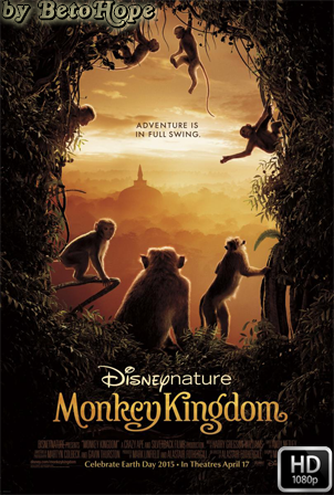 Monkey Kingdom [1080p] [Latino-Ingles] [MEGA]