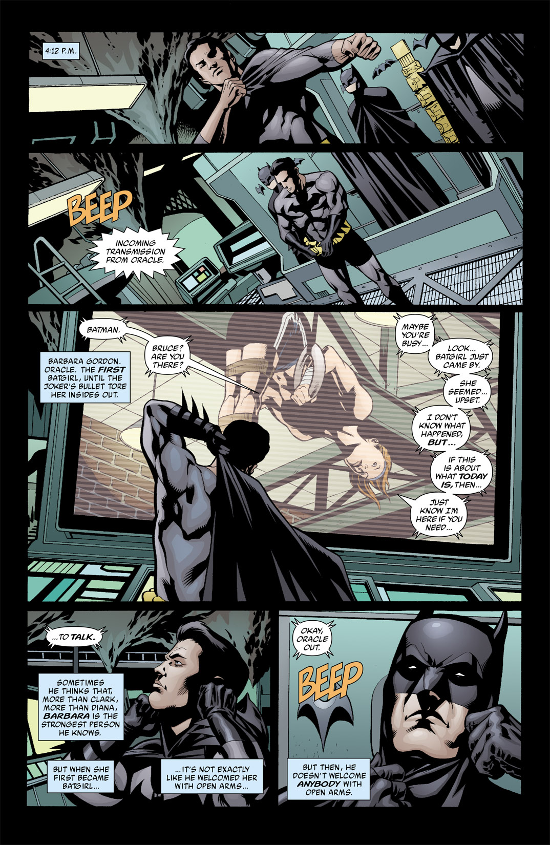 Detective Comics (1937) Issue #790 Page 14