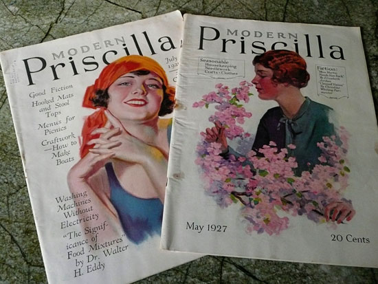 Modern Priscilla by Lady by Choice