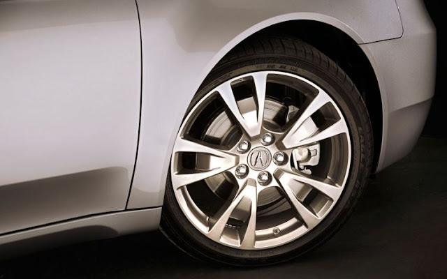 2012 Acura TL Wheel