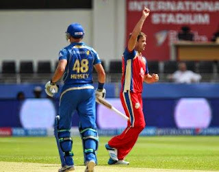 MI vs RCB t20 Scorecard, Mumbai vs Bangalore result,