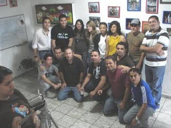 VISITA DEL SECRETARIO DE LA FEDERACION MUNDIAL DE SORDOS