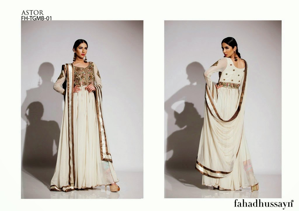 Fahadhussayn Bridal Wear Couture
