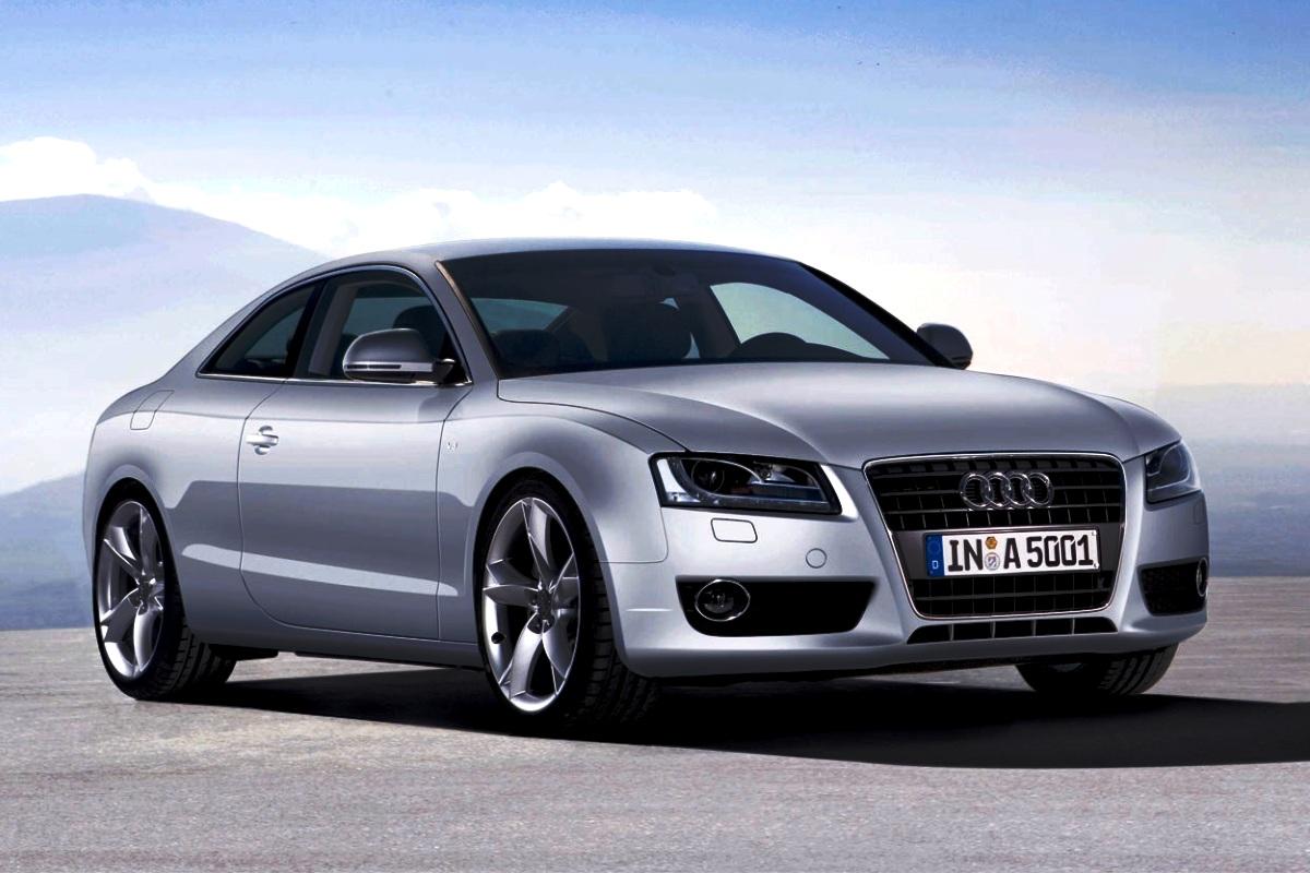 Mesin Mobil Audi A5 Coupe Dijamin Sesuai Dengan Kualitas