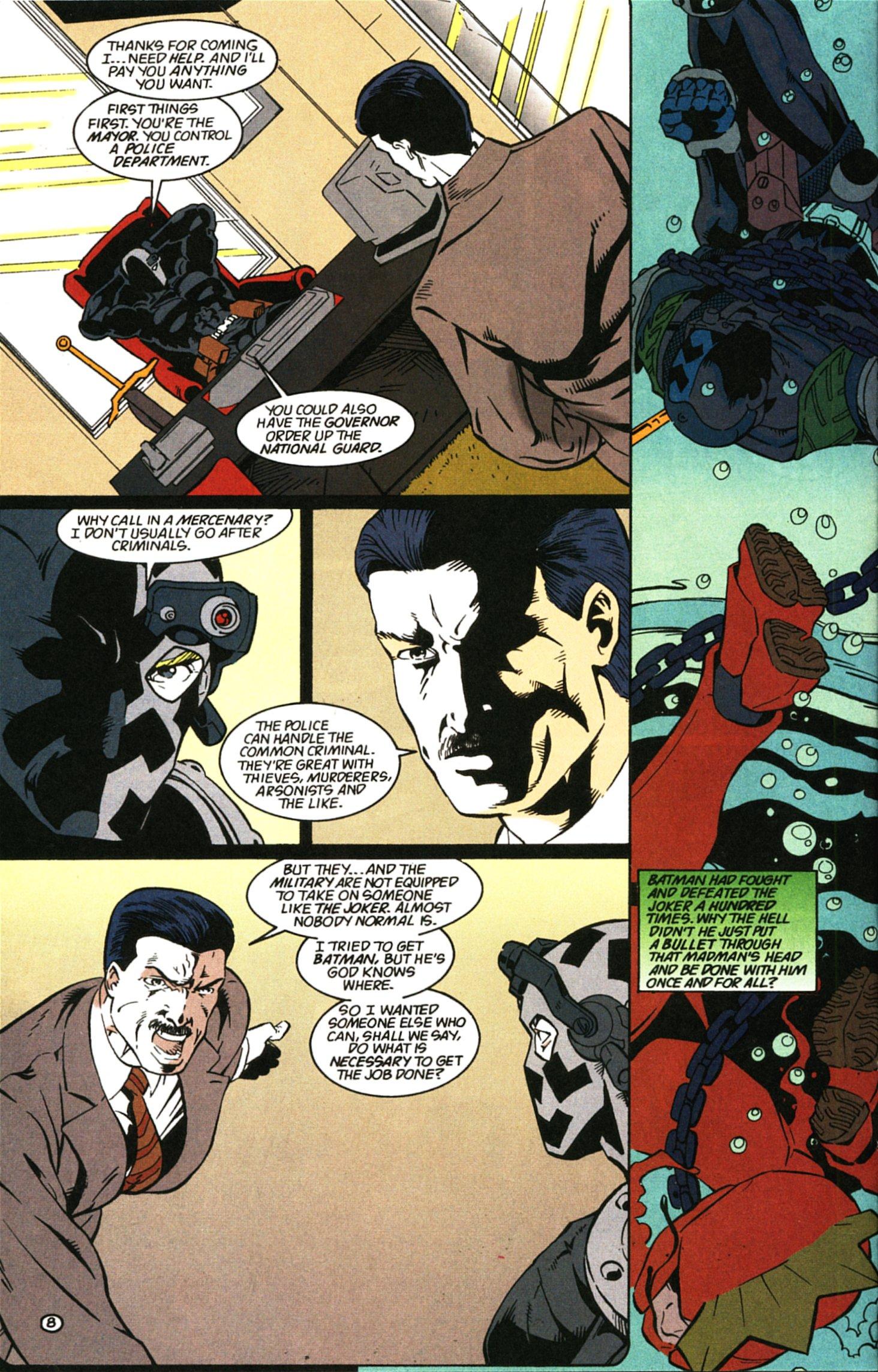 Deathstroke (1991) Issue #58 #63 - English 9