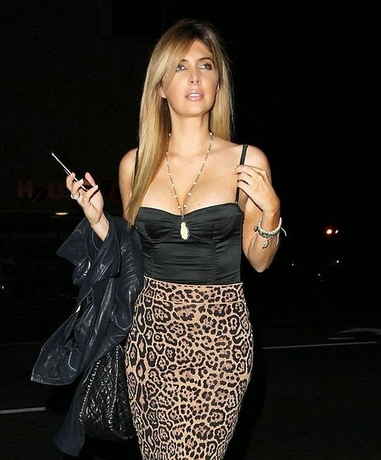 Sorry to disappoint, Boys! Brittny Gastineau had a unique unveiling process for the artwork on the front of her show. Then, the 31-year-old drew attention to her fashion rule as she headed into the Life & Style party at the Mondrian at Hollywood, USA on Thursday, October 23, 2014.