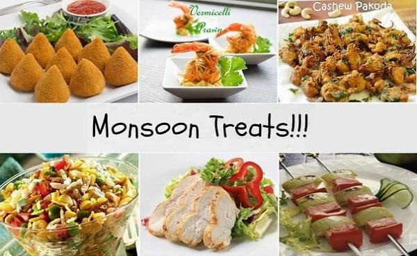 Must-Try Hot and Spicy Monsoon Treats