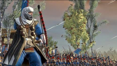 Gameplay Total War SHOGUN 2