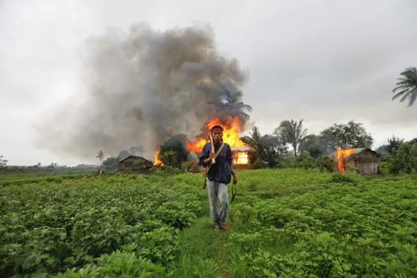 Pembunuh Bangsa Rohingya