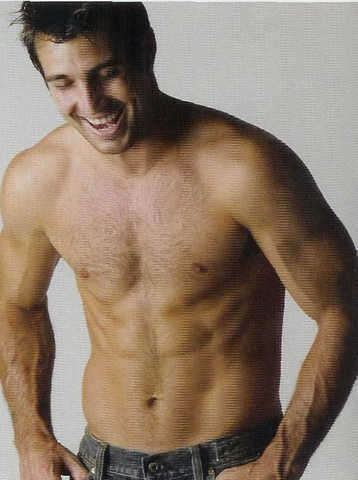 SEXY SOCCER PLAYER CARLOS BOCANEGRA SHIRTLESS DELIGHT
