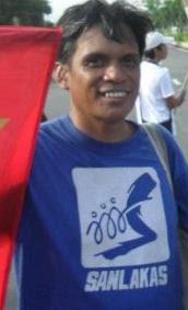 Mabuhay ang Sanlakas!