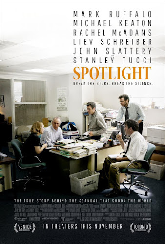 Spotlight (Web-DL 720p Ingles Subtitulada) (2015)