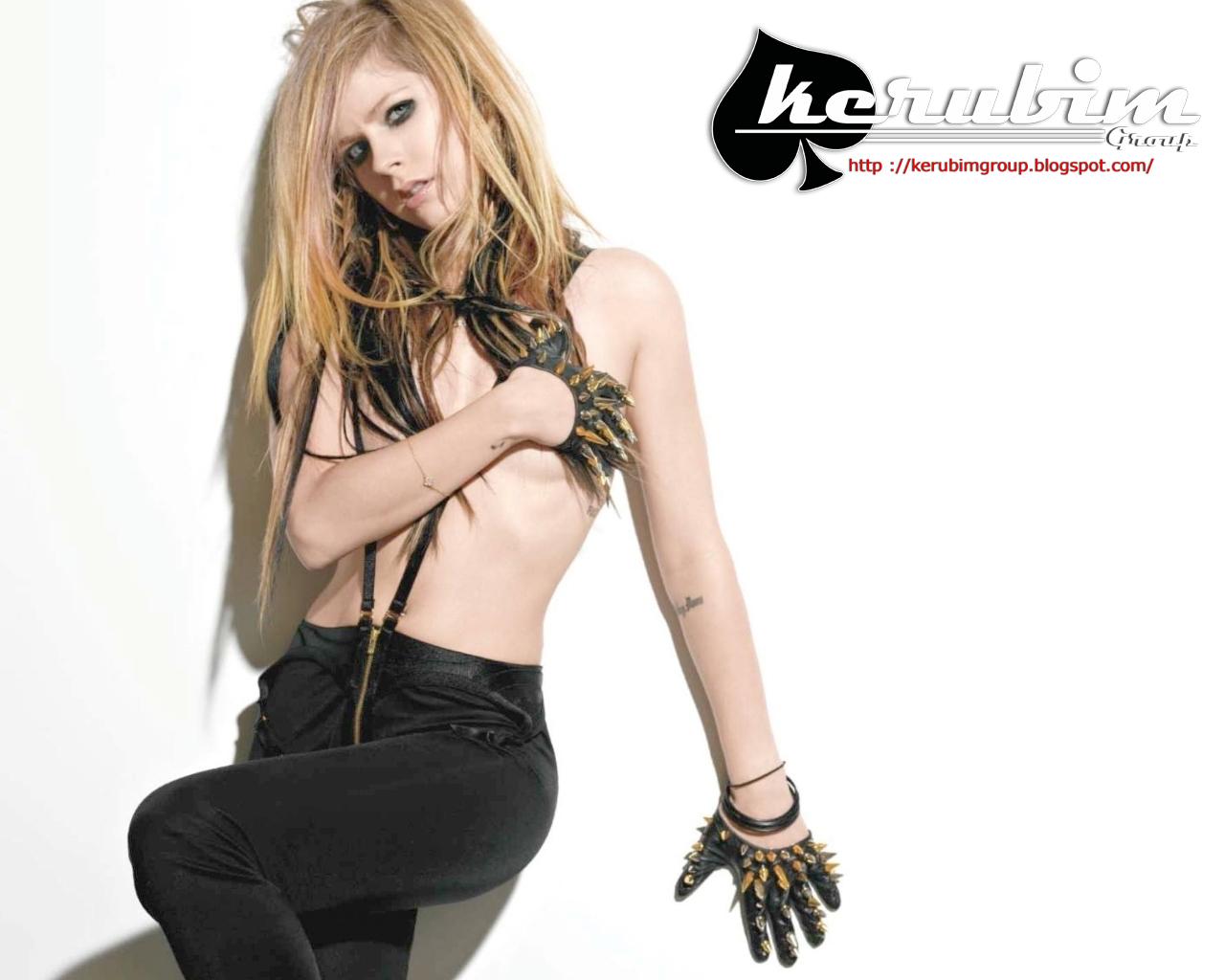 Foto Sexy Di Avril Lavigne 29