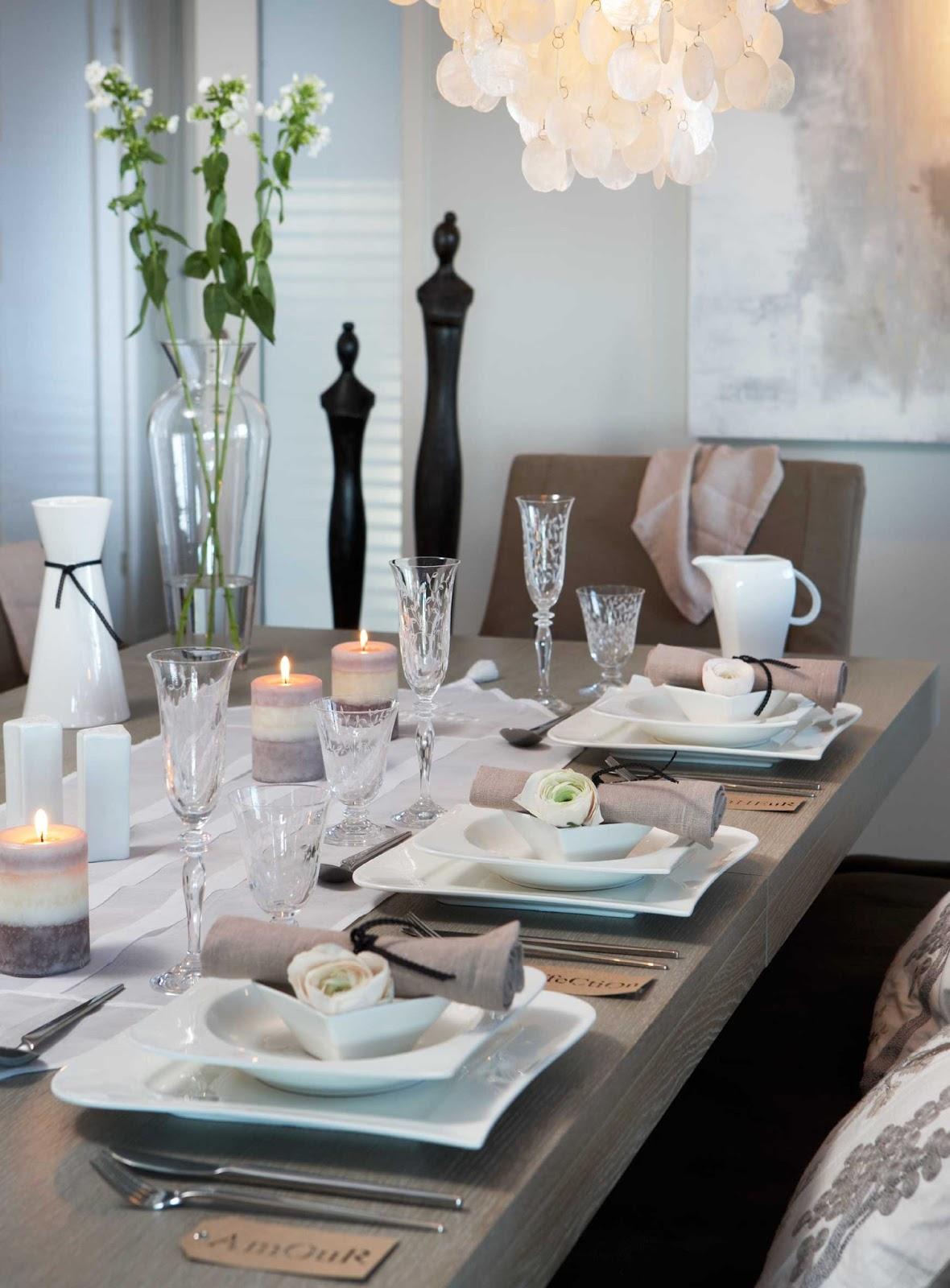 Perfect home vi dekker bordet for Perfecr home