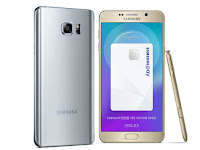 Samsung Luncurkan Galaxy Note 5 Winter Edition