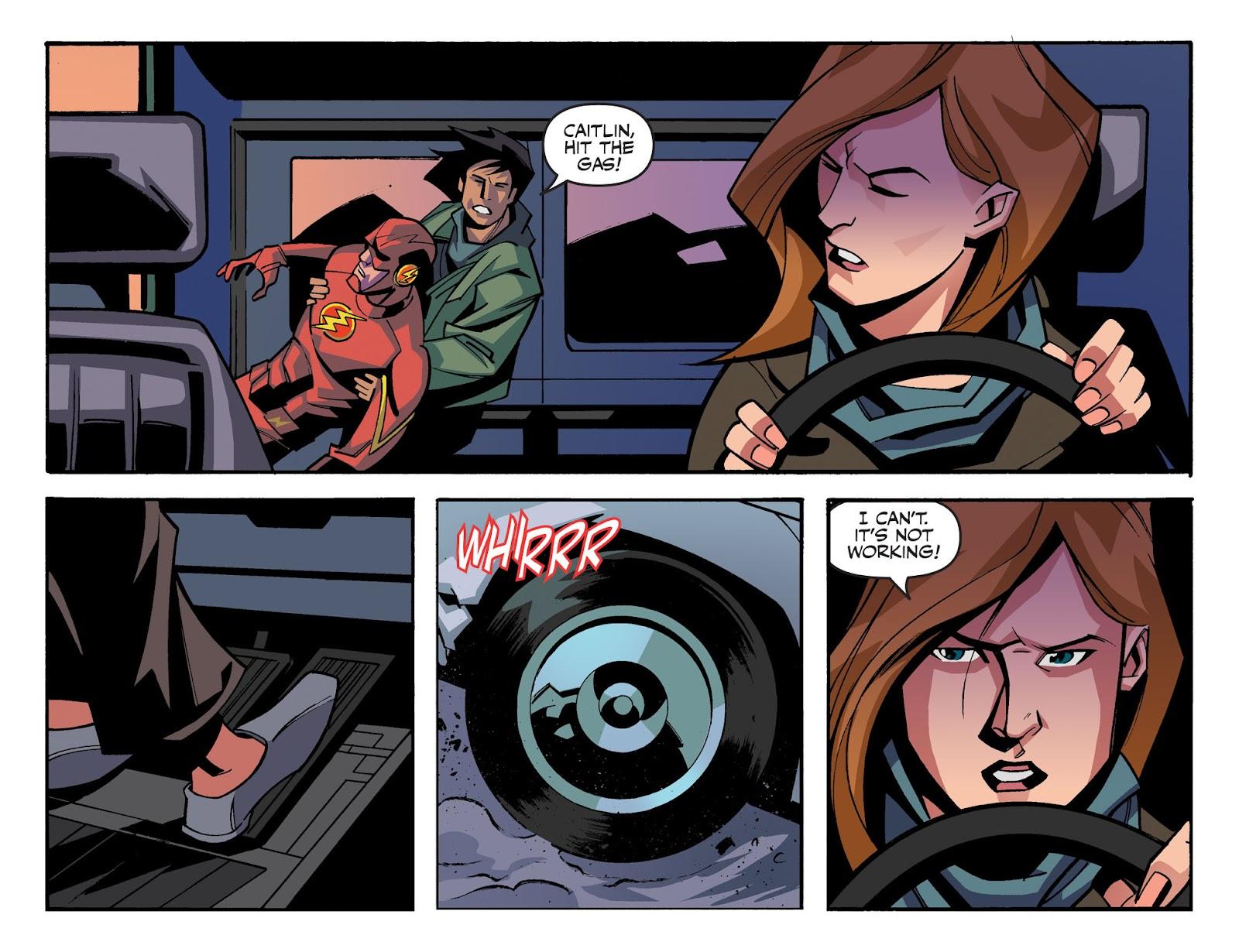 The Flash: Season Zero [I] Issue #6 #6 - English 7