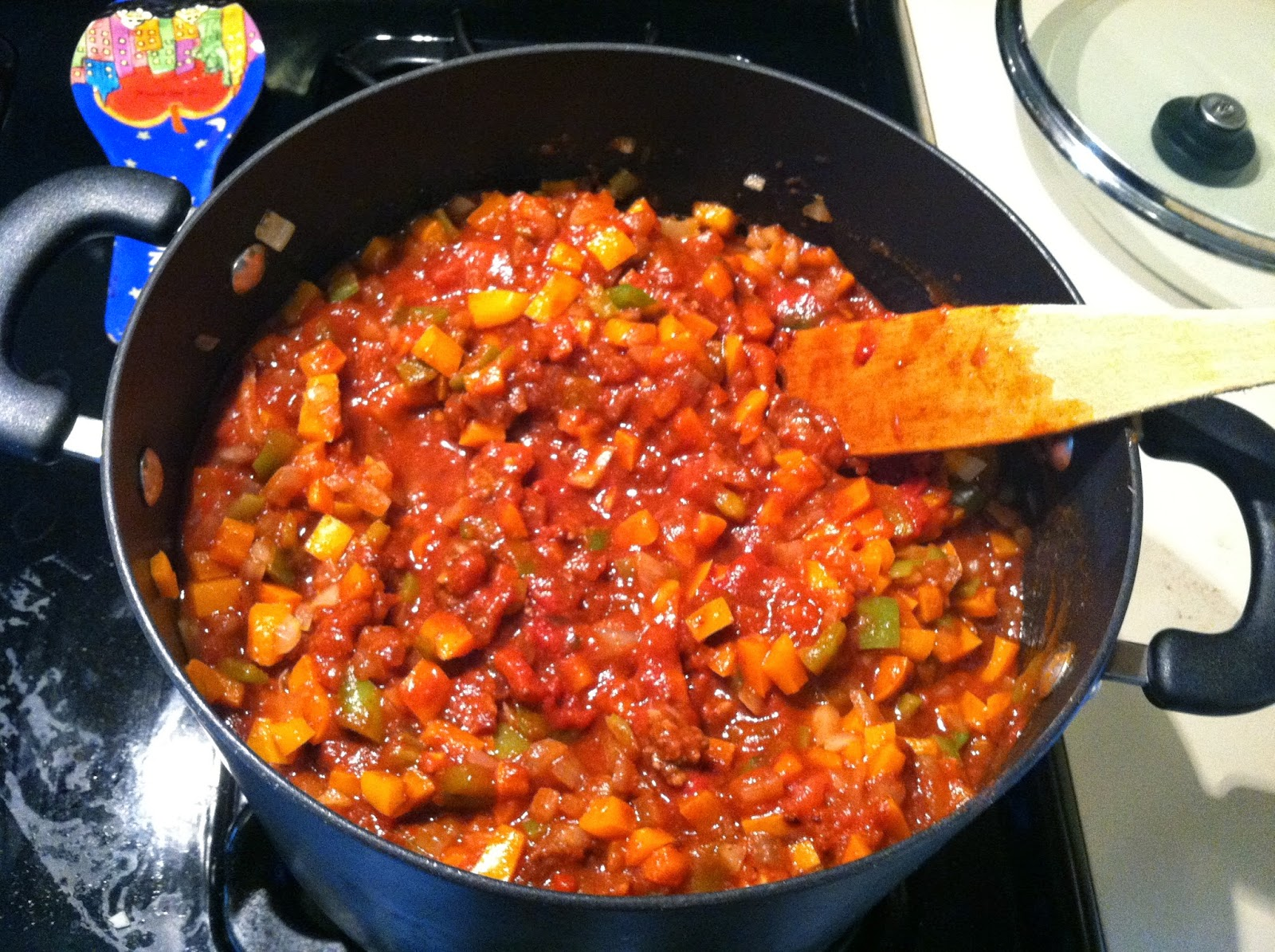 #Paleo Chilli Recipe