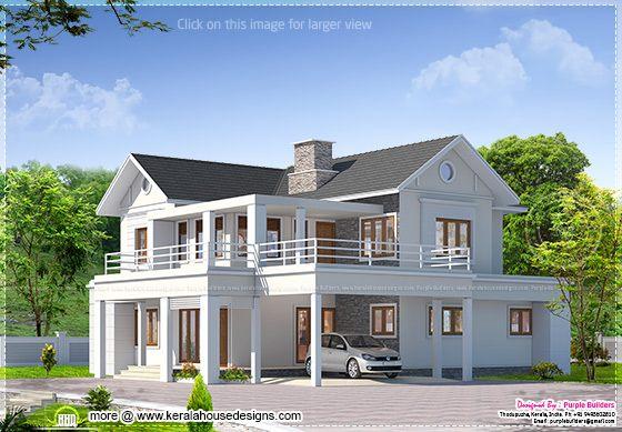 2850 square feet house
