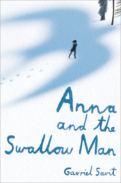 Anna and the Swallow Man by Gavriel Savit - a story of occupied Poland during the Holocaust #kidlit