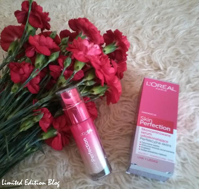 L`Oreal Skin Perfection - skoncentrowane serum udoskonalające