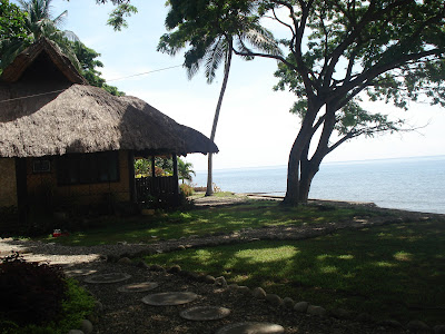 cottage in Lalimar beach resort in Negros Occidental
