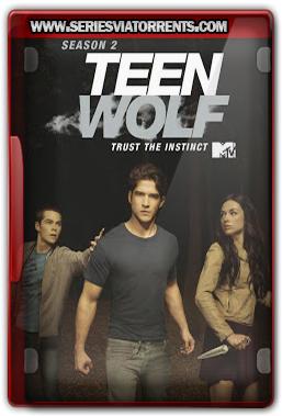 Teen Wolf 2ª Temporada Dublado – Torrent Download 720p (2012)
