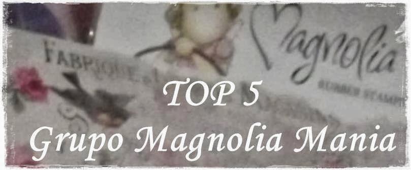 Top 5 - Agosto 2013