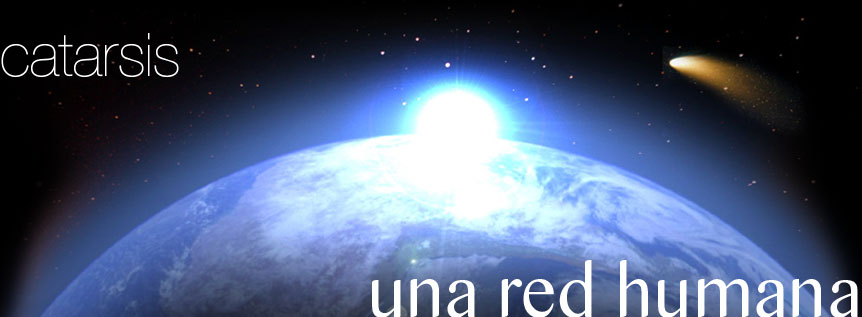 una red humana | catarsis