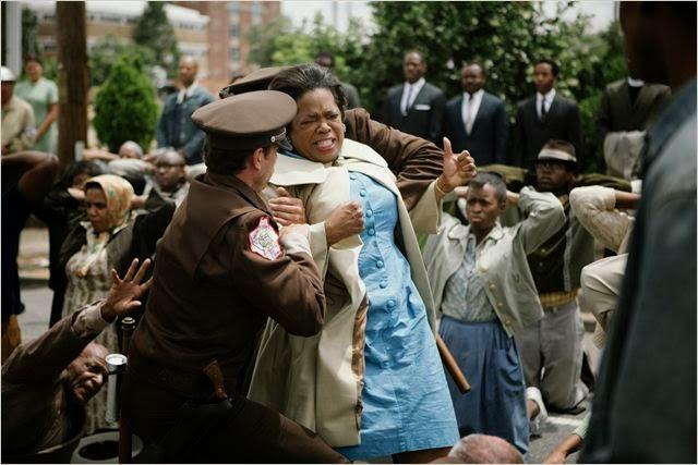 Oprah Winfrey en Selma