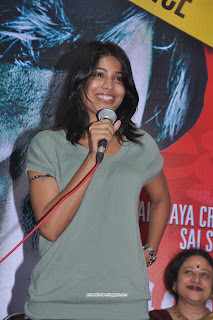 Vijayalakshmi hot in tight tshirt stills