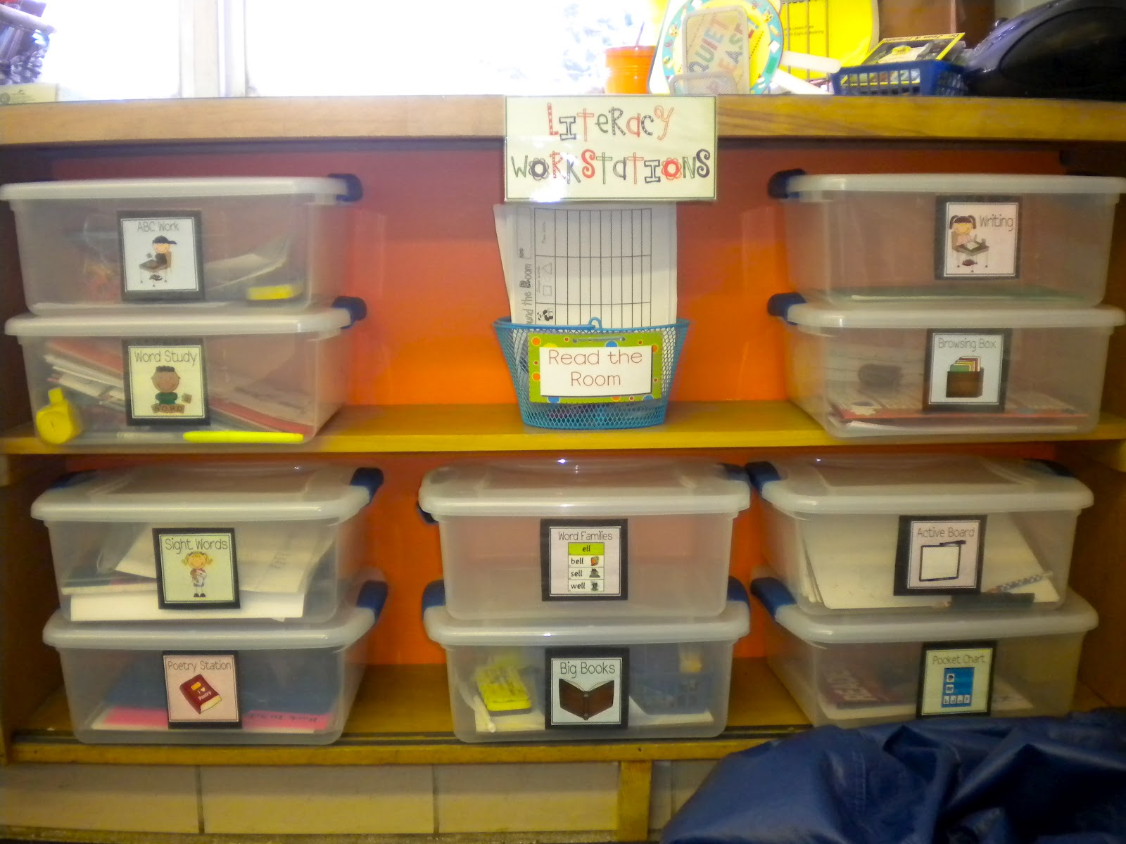 Primary Possibilities: Literacy Workstations