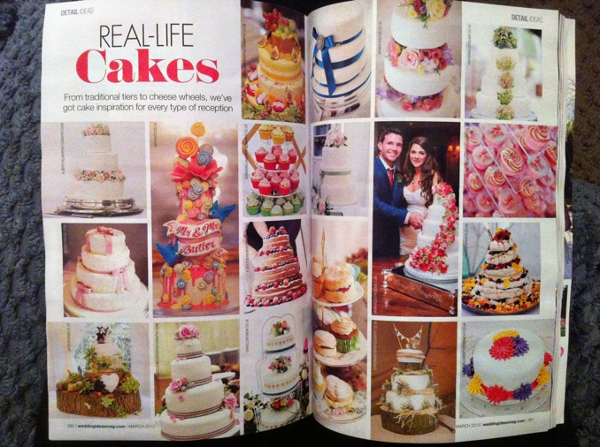 STUDIO 1208 feature in Wedding Ideas Magazine March 2013