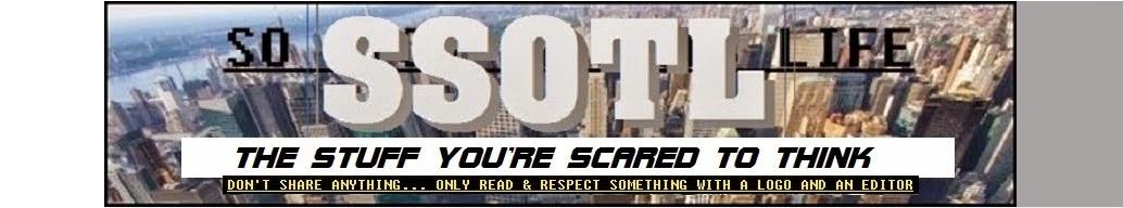 SSOTL: So Sick Of This Life