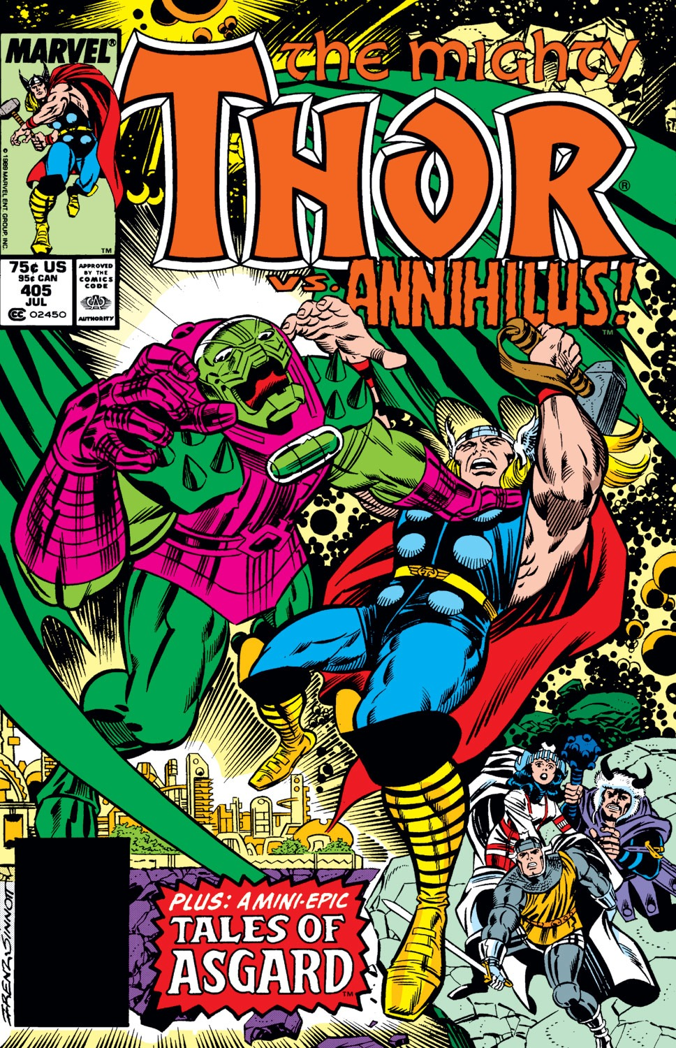 Thor (1966) 405 Page 1