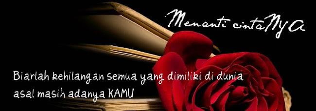 menanti cintaNYA