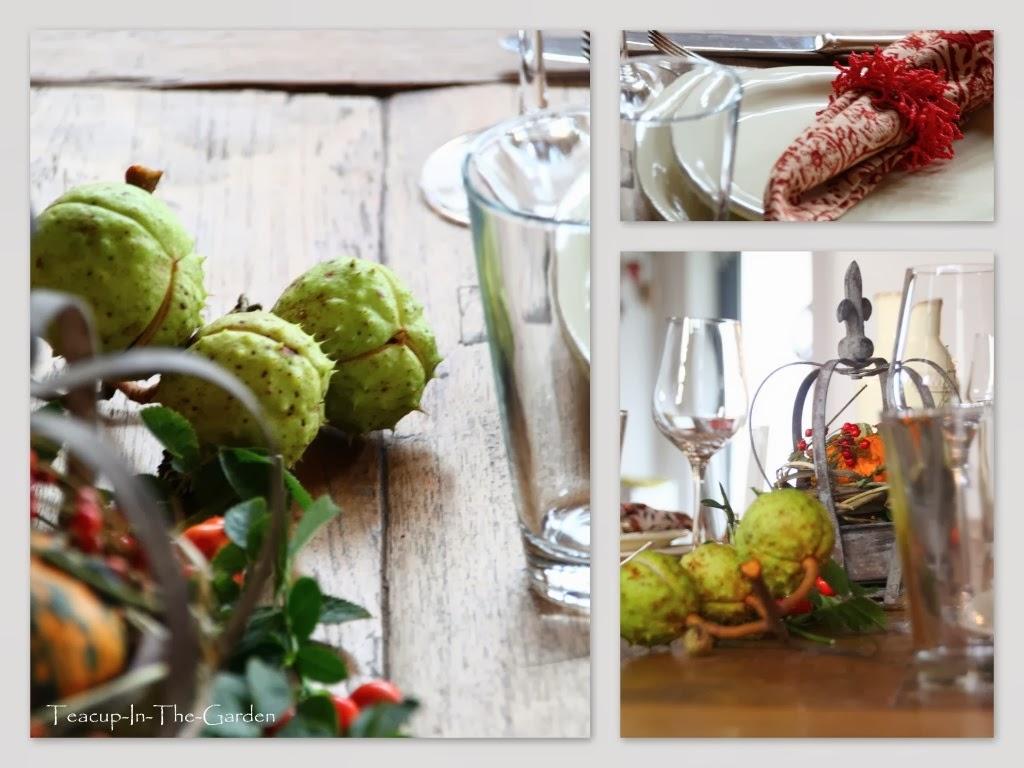 teacup in the garden ein essen mit alten freunden. Black Bedroom Furniture Sets. Home Design Ideas